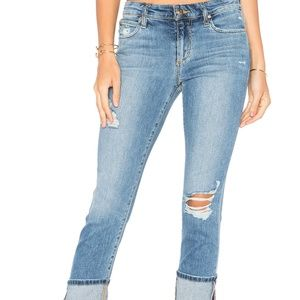 Joe's Jeans Cuff Crop in Torrance size 26
